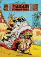 Derib + Job - YAKARI - N° 1 - Yakari Et Grand Aigle - Casterman - ( 1979 ) . - Yakari