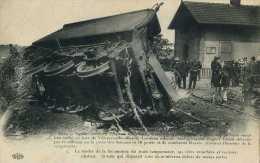 CPA - Villepreux Les Clayes (78) - Catastrophe Ferroviaire Le 18 Juin 1910 - Eisenbahnen