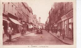LORIENT - La Rue Du Port -  (GTx-c758) - Lorient