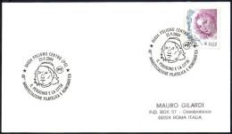 PAINTING - ITALIA FOLIGNO 2004 - IL PERUGINO E LA CITTA' - MANIFESTAZIONE FILATELICA / NUMISMATICA - CARD - Art