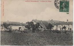 ANDILLY  LE CENTRE DU VILLAGE - France