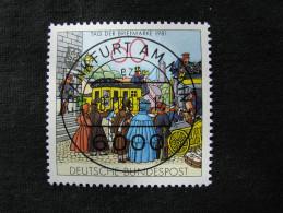 BRD  1112     O  , Gummiert , Ersttagsstempel - [7] République Fédérale