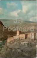 Khertvisi - Fortess Town In The Rock Complex Vardzia - Monastery Of The Caves - Vardzia - 1972 - Georgia USSR - Unused - Géorgie