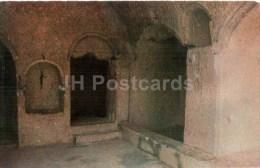 Room Of Queen Tamara - Monastery Of The Caves - Vardzia - 1972 - Georgia USSR - Unused - Géorgie