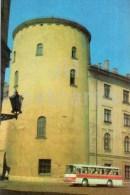 Pioneer Castle - Bus - Riga - Old Town - 1977 - Latvia USSR - Unused - Lettonie