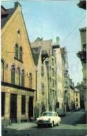 Miesnieku Street - Car Volga - Riga - Old Town - 1977 - Latvia USSR - Unused - Lettonie