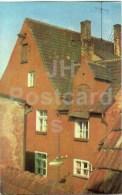 Building In Old Riga - Riga - Old Town - 1977 - Latvia USSR - Unused - Lettonie