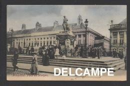 DF / BELGIQUE / BRUXELLES / PLACE DES MARTYRS / ANIMÉE - Plazas