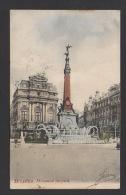 DF / BELGIQUE / BRUXELLES / MONUMENT ANSPACH - Monumentos, Edificios