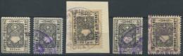 1241 - FRIBOURG Fiskalmarken - Steuermarken