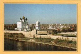 Pskov Kremlin - Krom - Pskov - 2000s - Russia - Unused - Russie