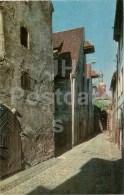 Warehouses In Sarkanas Gvardes Street - Old Town - Riga - 1973 - Latvia USSR - Unused - Lettonie