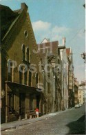 Warehouses In Miesnieku Street - Old Town - Riga - 1973 - Latvia USSR - Unused - Lettonie