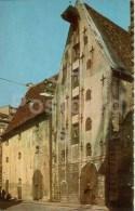 Warehouses In Vecpilsetas Street - Old Town - Riga - 1973 - Latvia USSR - Unused - Lettonie