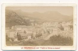 LA BOURBOULE - Photo CDV - Photos