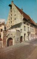 Former Dannenstern´s House - Old Town - Riga - 1973 - Latvia USSR - Unused - Lettonie