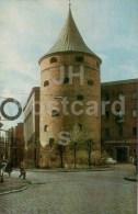 Powder Or Sand Tower - Old Town - Riga - 1973 - Latvia USSR - Unused - Lettonie