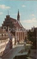 St. John´s Church - Old Town - Riga - 1973 - Latvia USSR - Unused - Lettonie