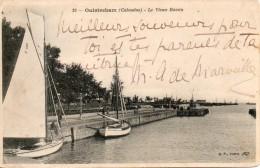 14. Ouistreham. Le Vieux Bassin. Coins émoussés - Ouistreham