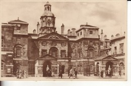 The House Guards -  (e - 375) - London