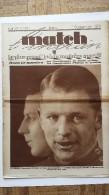 CYCLISME HANSEN MICHARD GUERRA/AUTO ETANCELIN/NATATION YVONNE GODARD/ATHLETISME RAMADIER/BOXE YOUNG PEREZ/TENNIS AUSSEM - 1900 - 1949