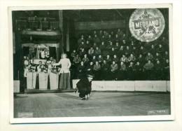 Cirque Medrano De Paris - Carte Pub. Jacques Verrier - Hal Yaffs - Berühmtheiten