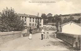 DANCHARINEA - DANCHARIA - Pont International De Dancharia-Ainhoa - écrite En 1939 - Tbe - Navarra (Pamplona)