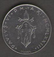 VATICANO 50 LIRE 1973 - Vaticano