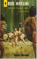 BOB MORANE EN DE TIJGER DER LAGUNEN / HENRI VERNES / MARABOE POCKETS GELE REEKS  G70 - Boeken, Tijdschriften, Stripverhalen