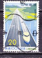 Treno -Giappone-Usato - Eisenbahnen