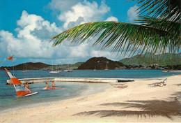 Antilles Neérlandaises - Sports - Planche à Voile -Saint Martin - Saint Marteen -The Beach Of St Tropez Hotel In Marigot - Saint-Martin