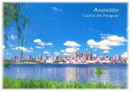 POSTAL PARAGUAY ASUNCION VISTA - Paraguay