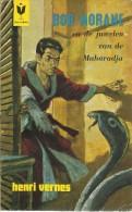 BOB MORANE EN DE JUWELEN VAN DE MAHARADJA / HENRI VERNES / MARABOE POCKETS GELE REEKS  G91 - Boeken, Tijdschriften, Stripverhalen