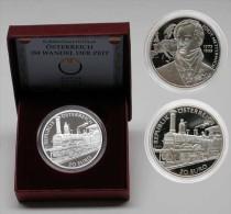 Autriche 2003 : 20€ En Argent ´Biedermeierzeit´ - Disponible En France - Autriche