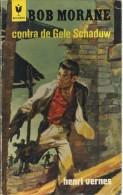BOB MORANE CONTRA DE GELE SCHADUW / HENRI VERNES / MARABOE POCKETS GELE REEKS  G111 - Boeken, Tijdschriften, Stripverhalen