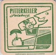 SOUS-BOCKS - AUTRICHE PITTERKELLER - GOSSER BIER - Sous-bocks
