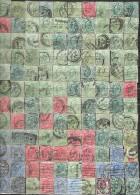 _5Sb-848: Rest Of 120 Stamps...Edward VII.. Om Verder Uit Te Zoeken... For Study.. - 1902-1951 (Kings)
