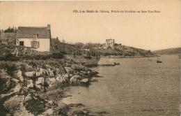 RARE POINTE DE KERDRUC EN FACE ROS-BRAS LES BORDS DE L'AVEN  EDITION LAURENT NEL - France