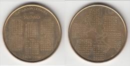 *** 93 - SEDAO 1998 - 20ème ANNIVERSAIRE DE SEDAO 1978-1998 AVEC CERTIFICAT - MONNAIE DE PARIS *** EN ACHAT IMMEDIAT !!! - Monnaie De Paris