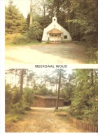 Bierbeek (Leuven-Vlaams Brabant)-Meerdal Woud-H.Theresiakapel-Boswachterschalet-Chapelle Sainte Thérèse-Chalet En Bois- - Bierbeek
