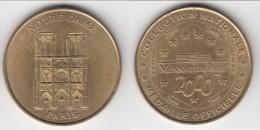 **** 75004 - NOTRE-DAME PARIS - CATHEDRALE 2000 - MONNAIE DE PARIS **** EN ACHAT IMMEDIAT !!! - Monnaie De Paris