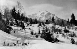 LA  MULTI  ANI          (VIAGGIATA) - Romania
