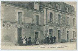 Montbazon L'hotel Du Croissant - Montbazon
