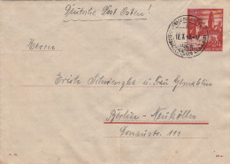 Lettre Entier PIWNICZNA Pologne 1943 - Allemagne