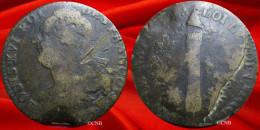France - Louis XVI-Constitution (1791-1792) - 2 Sols Au Faisceau Type FRANCOIS 1792 W° (Arras) - 1789 – 1795 Monedas Constitucionales
