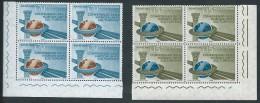 Italia 1963 ; Conferenza Delle Nazioni Unite Sul Turismo, Serie Completa In Quartine D' Angolo. - 1961-70:  Nuovi