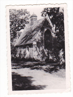 25734 -6 Photo RENNES 35 France -chateau D´Illion -Chapelle -etangs D´apigné - 1946