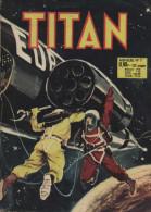 TITAN N° 7 BE SFPI BE 11-1963 - Petit Format