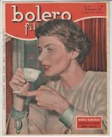 1953 Italian Magazine INGRID BERGMAN  On Cover - Cinema