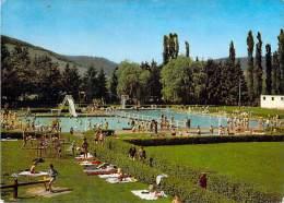DEUTSCHLAND Allemagne - WITTLICH ( Mosel ) Schwimmbad ( Piscine ) - CPSM CPM GF - - Wittlich